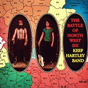 Keef Hartley Band – The Battle Of North West Six