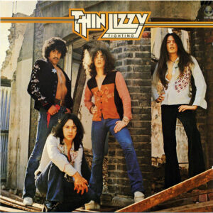 Thin Lizzy – Fighting